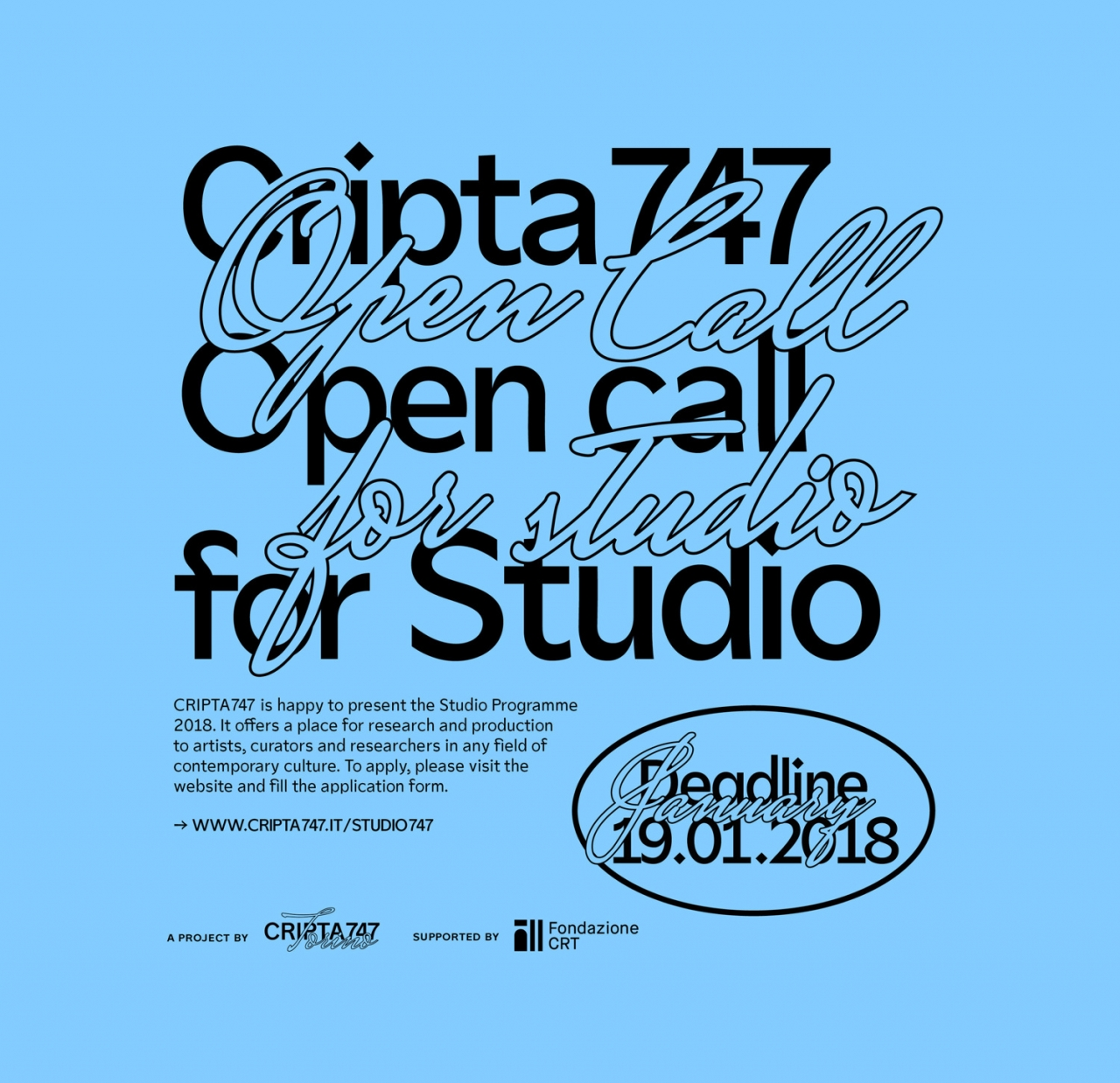 CRIPTA747 CRIPTA747 Torino – CONTEMPORARY ART SPACE
